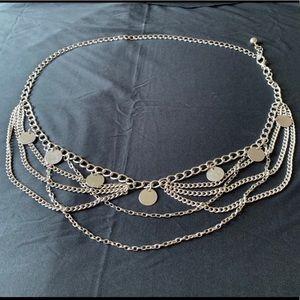 Belly dancer Chain belt